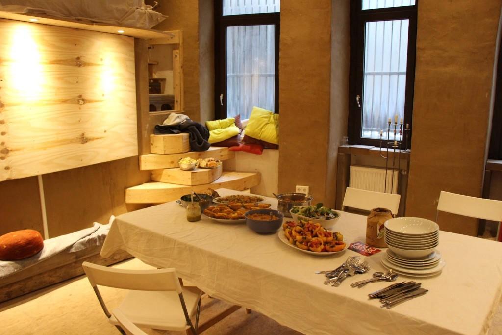 Backroom - Dinner