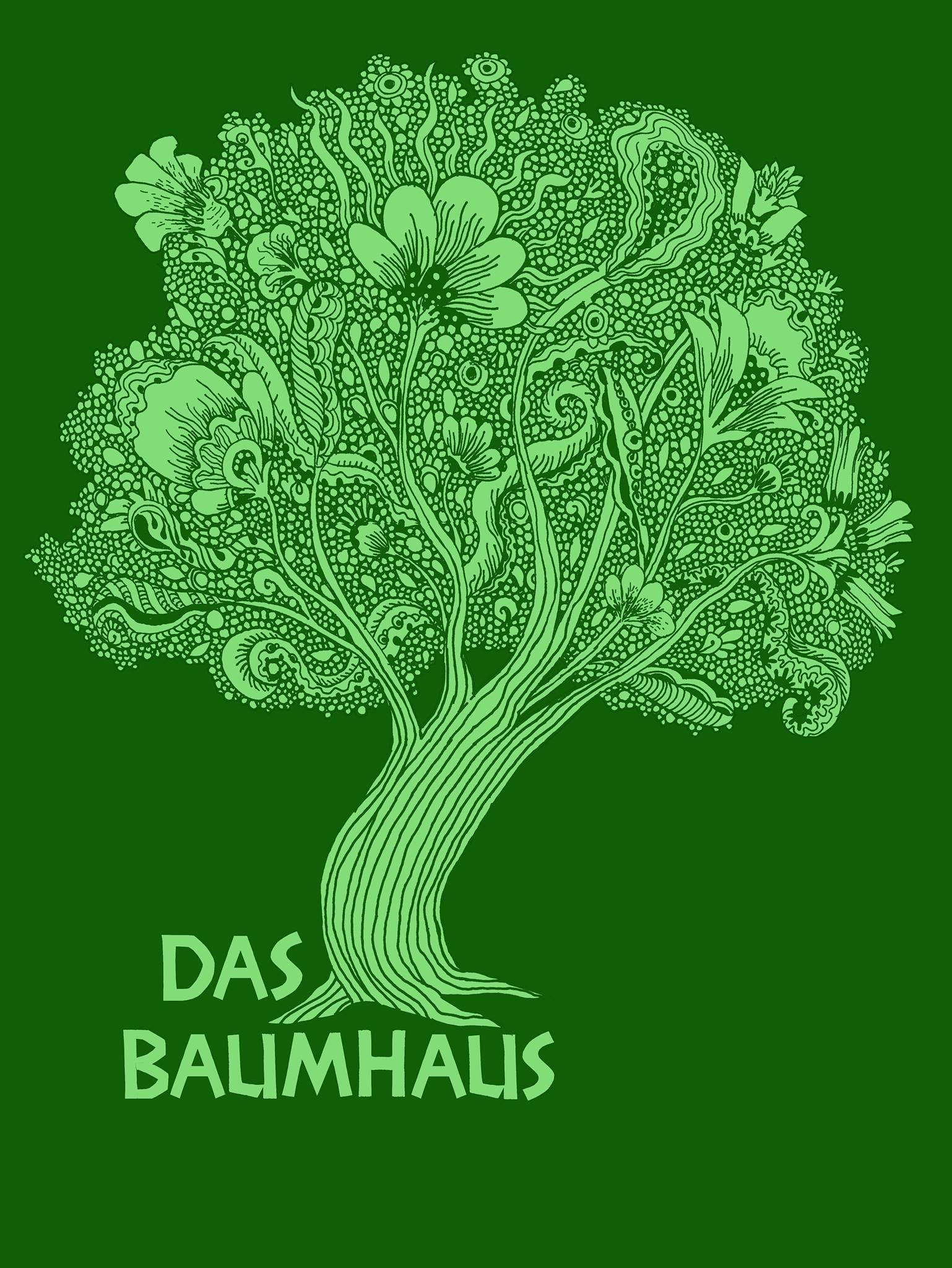 Baumhaus T In Green
