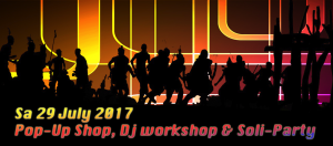 Baumhaus Pop-Up Shop, Dj Workshop & Solidarity Party @ Das Baumhaus Berlin | Berlin | Berlin | Germany