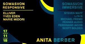 Emergent Berlin Closing Party :: with SOWASVON @ Anita Berber