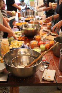 Fermentieren & Hafermilch zur kollektiven Selbstversogung
