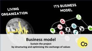Workshop: Business model - Sustain the project by structuring and optimizing the exchange of values